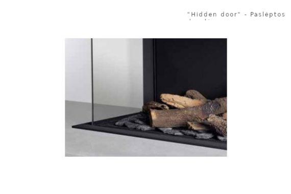 """""""Hidden door"""" - Paslėptos durelės"""