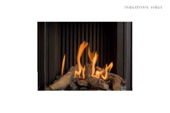 Bellfires industrinis vidus