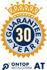 """30 metų garantija - """"Meteloterm:"""