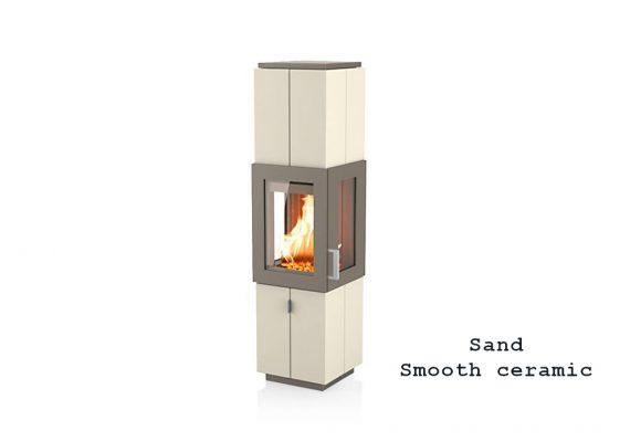 Krosnelė-konvekcinė-Hase-Asmara-Sand-Smooth-ceramics