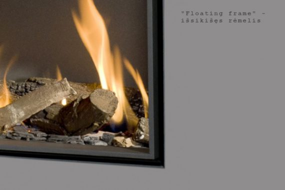 Bellfires Floating frame