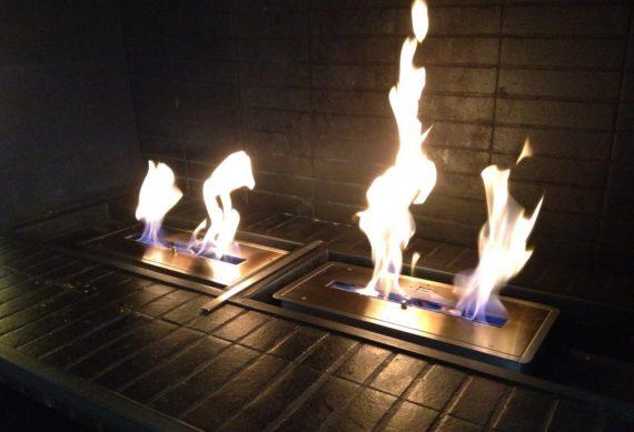 Biožidinio Glamm Fire degiklis Burner III