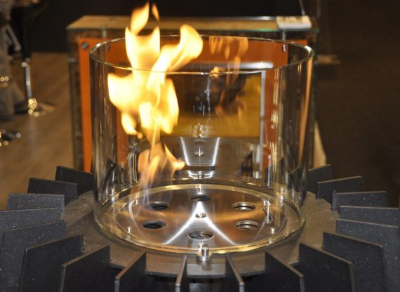 Biožidinio Glamm Fire degiklis Burner I