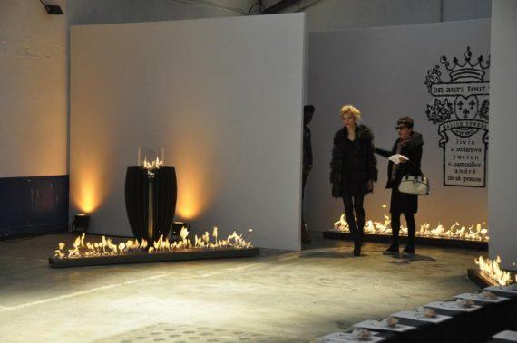 Glammfire-biožidiniai Paris 2012