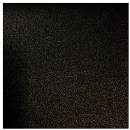 GlammFire Juodas lakuotas nerūdijantis plienas