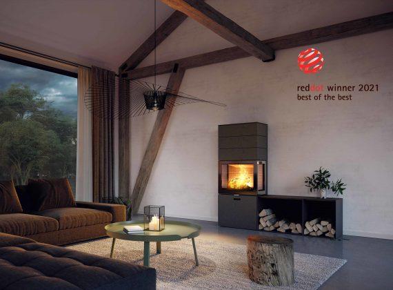 Rais 600 Max reddot design award 2021