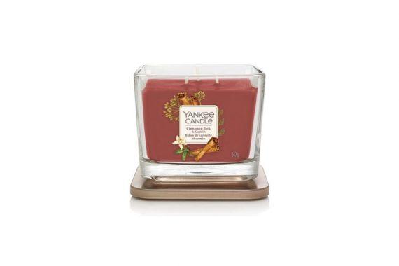 Aromatinės žvakės Yankee Cinnamon Bark & Cumin medium