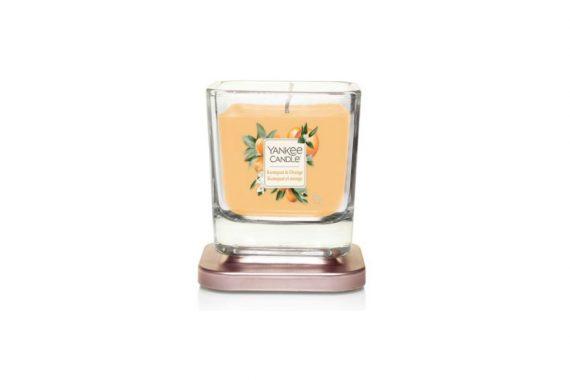 Aromatinės žvakės Yankee ElevationKumquat & Orange small