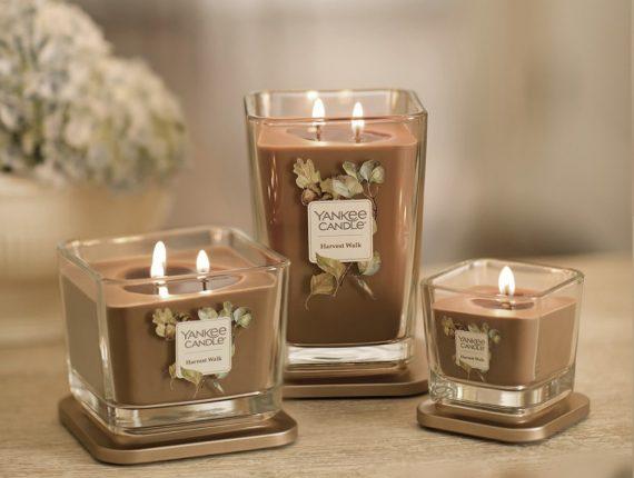 Aromatinės žvakės Yankee Elevation