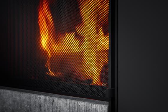 Židinys ugniakuras Barbas-Bellfires Evolux