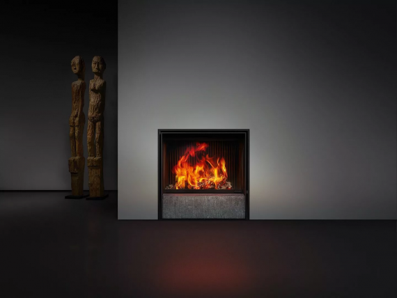 Židinys ugniakuras Barbas-Bellfires Evolux 70-55